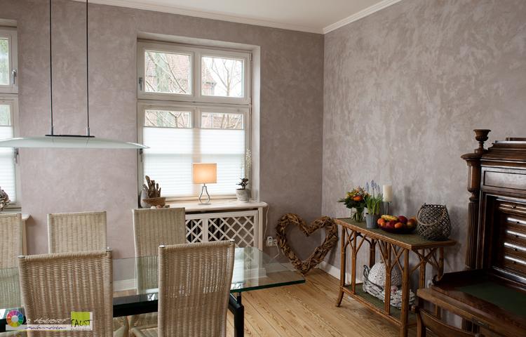 marmorino selber machen excellent die des objektes in naturstein holz marmorino with marmorino. Black Bedroom Furniture Sets. Home Design Ideas