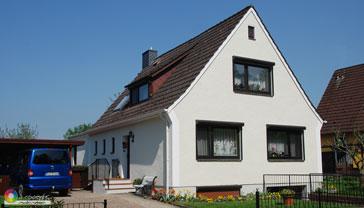 Fassade - frisch gestrichen